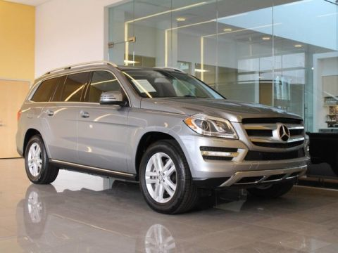 Certified Pre-Owned 2014 Mercedes-Benz GL-Class GL450 4MATIC®
