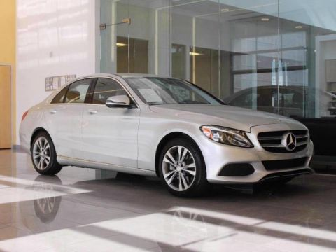 Certified Pre-Owned 2016 Mercedes-Benz C-Class C300 Rear Wheel Drive Sedan