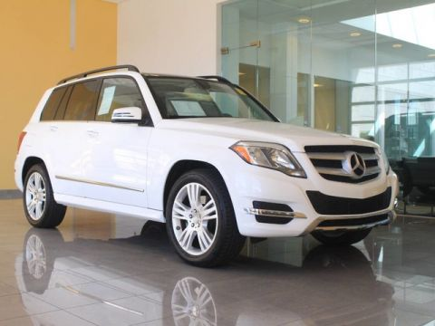 Certified Pre-Owned 2015 Mercedes-Benz GLK 350 Rear Wheel Drive SUV