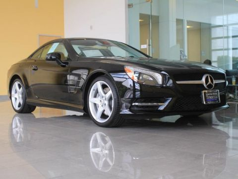 Certified Pre-Owned 2014 Mercedes-Benz SL 550 Rear Wheel Drive Coupe