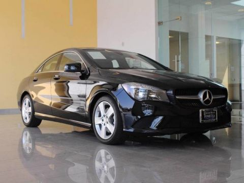 Certified Pre-Owned 2016 Mercedes-Benz CLA CLA250 Front Wheel Drive Coupe