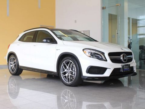 Certified Pre-Owned 2015 Mercedes-Benz GLA 45 AMG® 4MATIC®