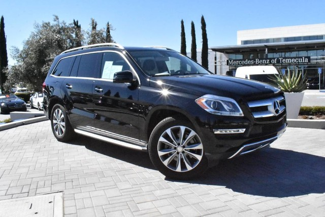 Certified Pre-Owned 2016 Mercedes-Benz GL-Class GL 350 BlueTEC®