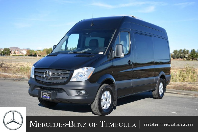 Pre-Owned 2018 Mercedes-Benz Sprinter Crew Van