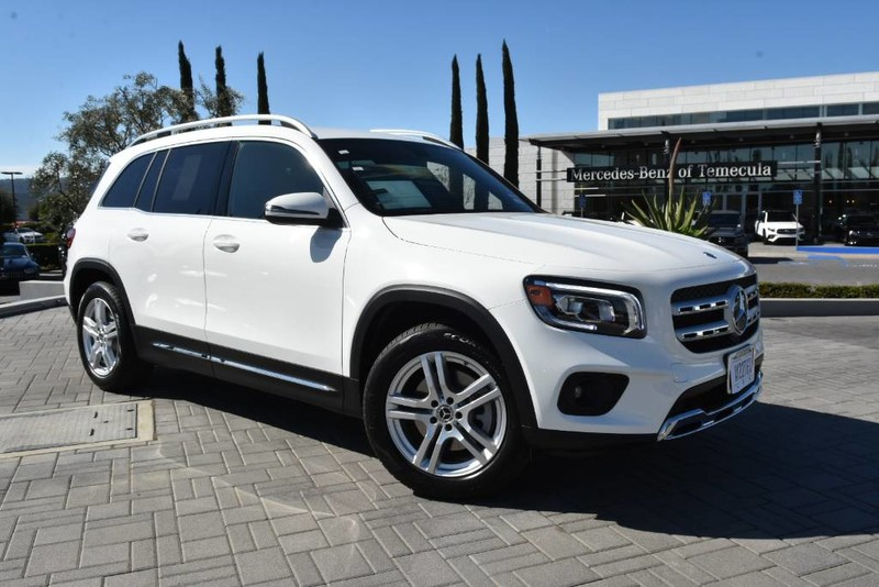 Certified Pre-Owned 2020 Mercedes-Benz GLB GLB 250