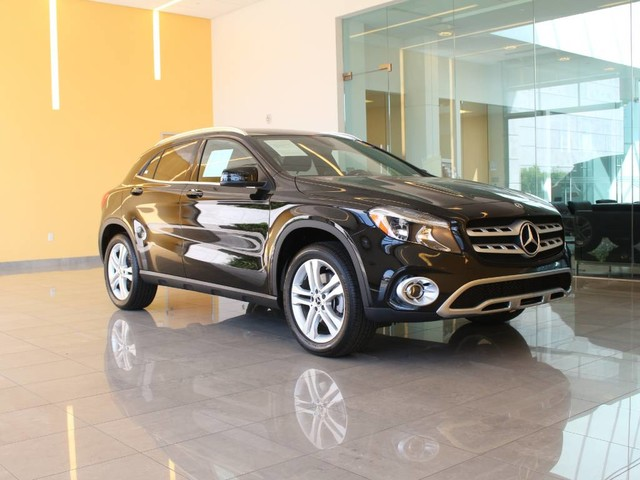Pre Owned 2018 Mercedes Benz GLA GLA 250
