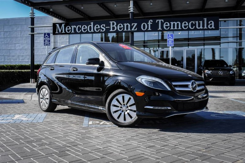 Pre-Owned 2016 Mercedes-Benz B-Class B 250