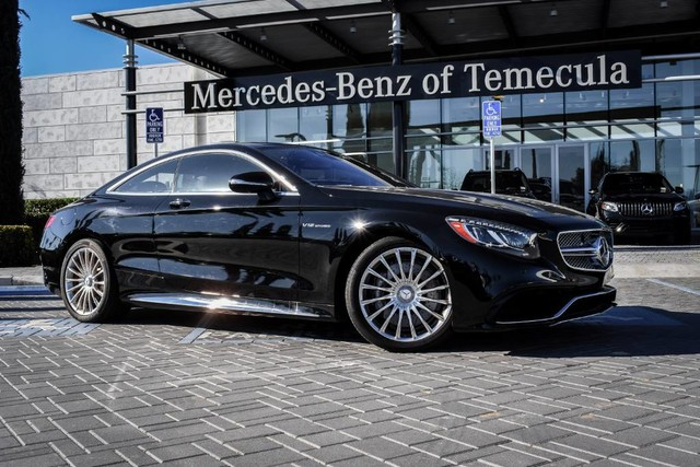 Pre-Owned 2016 Mercedes-Benz S-Class AMG® S 65