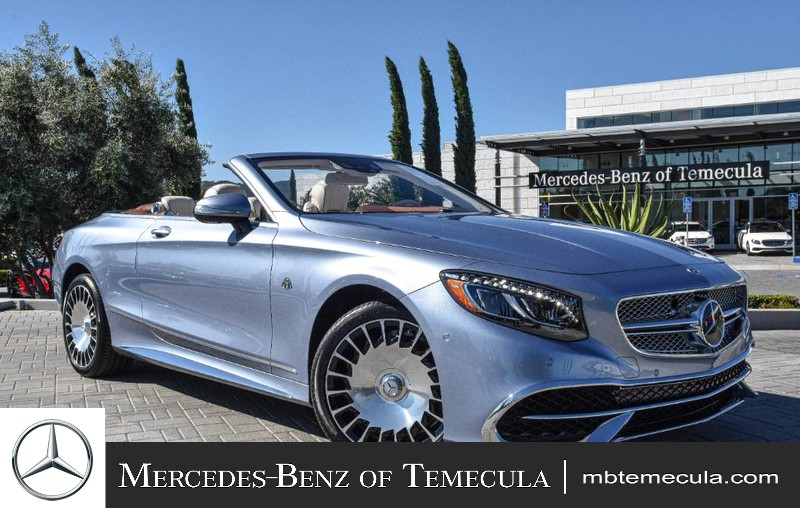 Certified Pre-Owned 2017 Mercedes-Benz S-Class Maybach S650