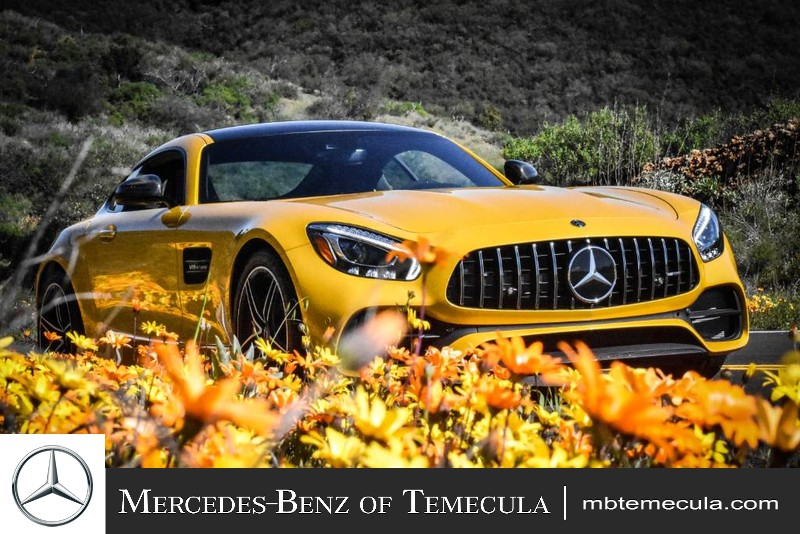 New 2018 Mercedes-Benz AMG® GT AMG® GT C