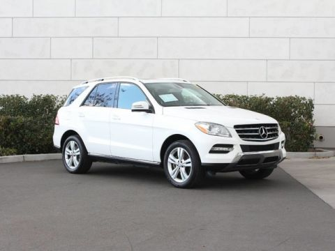 Certified Pre-Owned 2015 Mercedes-Benz ML 350 SUV