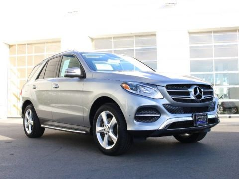 Certified Pre-Owned 2016 Mercedes-Benz GLE 350 SUV