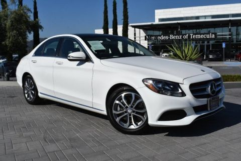 dae51687ed Certified Pre-Owned 2016 Mercedes-Benz C-Class C 300 Sport