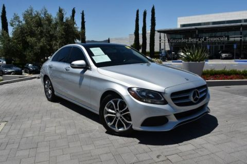 Certified Pre-Owned 2016 Mercedes-Benz C-Class C 300