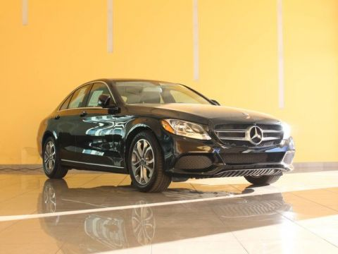 Certified Pre-Owned 2017 Mercedes-Benz C 300 Sedan