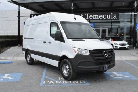 New 2019 Mercedes-Benz Sprinter Cargo Van