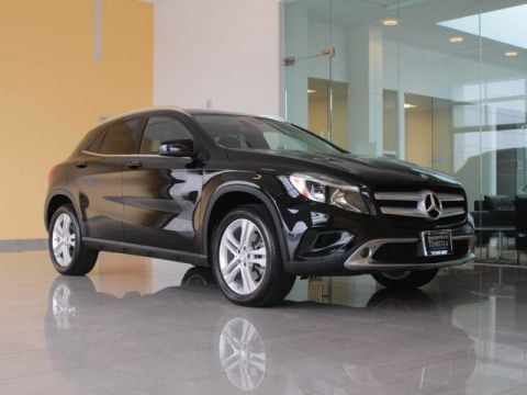 Certified Pre-Owned 2015 Mercedes-Benz GLA 250 SUV