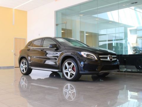 Certified Pre-Owned 2015 Mercedes-Benz GLA 250 4MATIC®