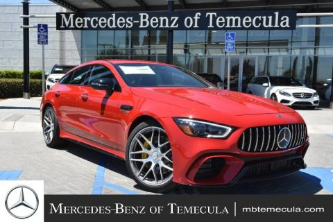 Pre-Owned 2019 Mercedes-Benz AMG® GT 63 4-Door Coupe