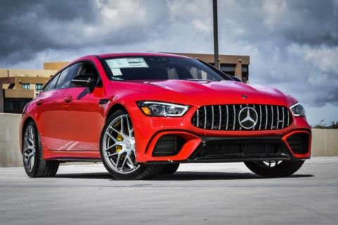 New 2019 Mercedes-Benz AMG® GT 63 4 Door Coupe GT 63 4-Door Coupe