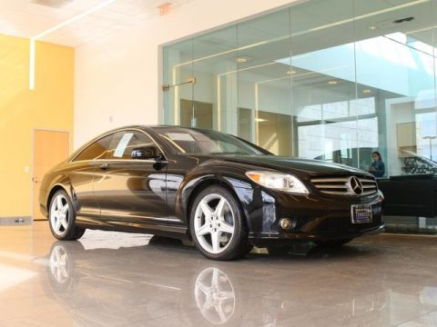 Pre-Owned 2010 Mercedes-Benz CL 550 4MATIC®