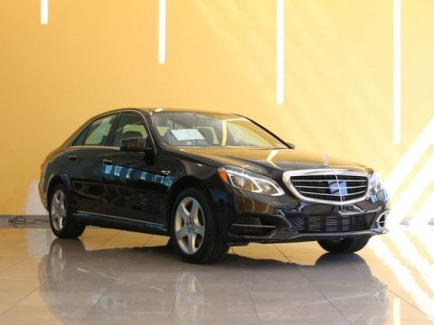 Certified Pre-Owned 2015 Mercedes-Benz E 250 BlueTEC Luxury Sedan