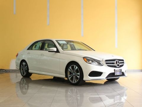 Certified Pre-Owned 2016 Mercedes-Benz E 350 Sport Sedan