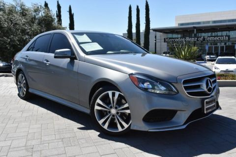 Pre-Owned 2015 Mercedes-Benz E-Class E 350 Luxury