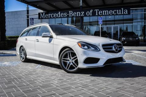 Pre-Owned 2016 Mercedes-Benz E-Class E 350 Luxury