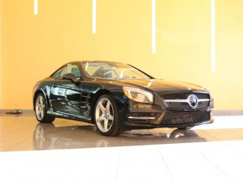 Certified Pre-Owned 2016 Mercedes-Benz SL 550 Convertible