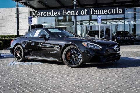 Pre-Owned 2017 Mercedes-Benz SL-Class AMG® SL 63