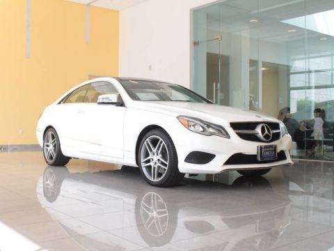 Certified Pre-Owned 2014 Mercedes-Benz E 350 Sport Coupe