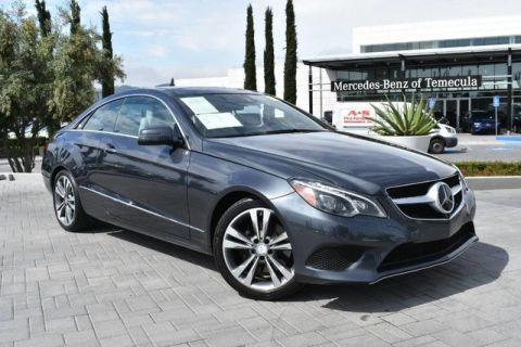 Pre Owned 2016 Mercedes Benz E 400 Coupe