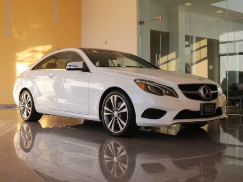 Certified Pre-Owned 2017 Mercedes-Benz E 400 Coupe