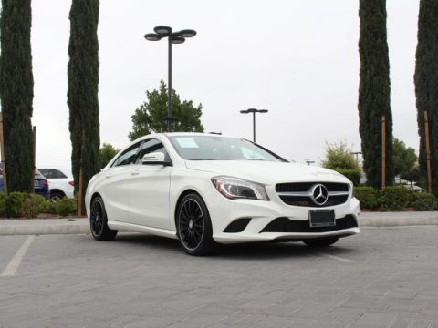 Certified Pre-Owned 2014 Mercedes-Benz CLA 250 Coupe