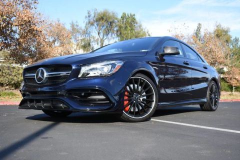Pre-Owned 2018 Mercedes-Benz CLA AMG® CLA 45