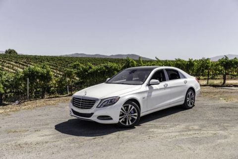 New 2017 Mercedes-Benz S-Class S 550e Plug-In Hybrid