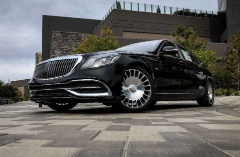 New 2019 Mercedes-Benz S-Class Maybach S 650
