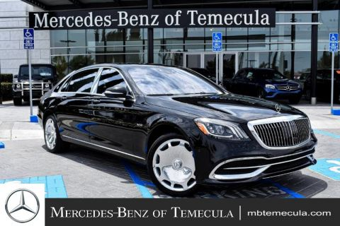 Pre-Owned 2019 Mercedes-Benz S-Class Maybach S 650