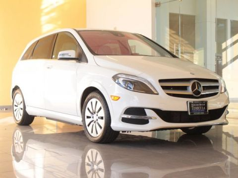 Pre-Owned 2014 Mercedes-Benz Hatchback