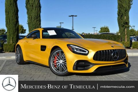 Pre-Owned 2020 Mercedes-Benz AMG® GT AMG® GT C
