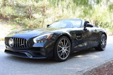 New 2018 Mercedes-Benz AMG® GT AMG® GT