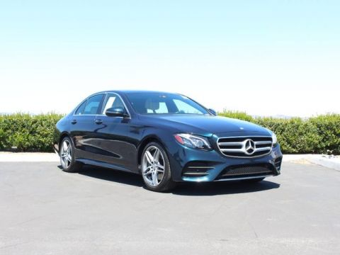 Pre-Owned 2017 Mercedes-Benz E 300 Luxury Sedan
