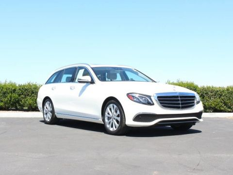 Certified Pre-Owned 2017 Mercedes-Benz E 400 Luxury 4MATIC®